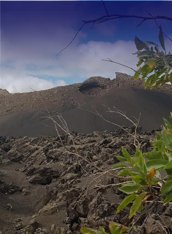 Ruta Parque Natural Los Volcanes, Lanzarote