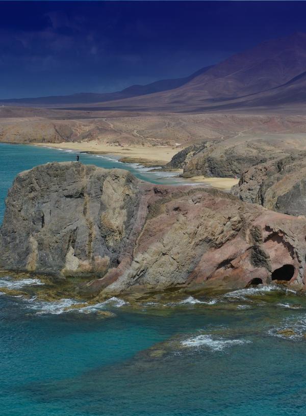 Los Ajaches, Lanzarote