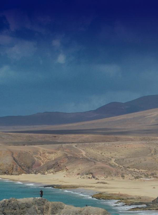 Espacios protegidos de Lanzarote